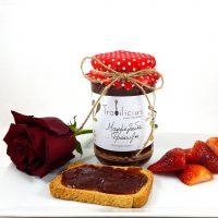 Σπιτική Μαρμελάδα Φράουλα 500 gr