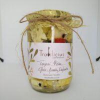 Σπιτικό Τουρσί Με Φέτα - Ελιές - Λιαστή Ντομάτα 400 γρ / Κωδ. 4005