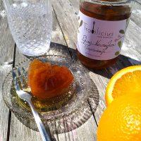 Σπιτικό γλυκό του κουταλιού πορτοκάλι