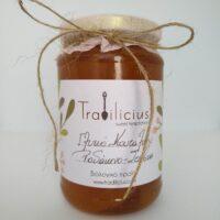 Σπιτικό Γλυκό του Κουταλιού Ροδάκινο με Στέβια 500 γρ. Κωδ. / 3030
