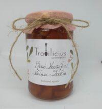 Σπιτικό Γλυκό του Κουταλιού Κυδώνι με Στέβια 500 gr / Κωδ. 3033