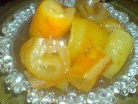 Σπιτικό Γλυκό Κουταλιού Περγαμόντο με Στέβια 500 γρ Κωδ. / 3045