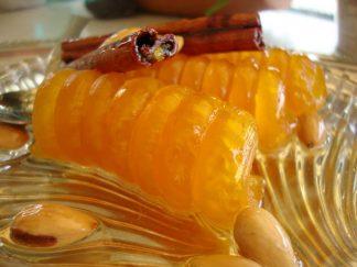 Σπιτικό Γλυκό του κουταλιού Κολοκύθα με Στέβια Κωδ./ 3049